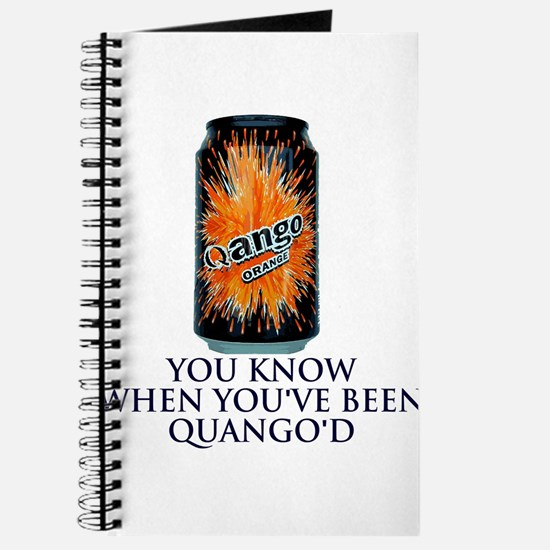 Quango'd? Then get the Journal