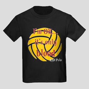 only blood Kids Dark T-Shirt