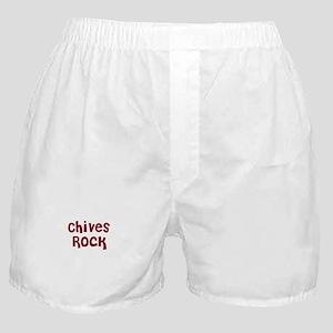 Chives Rock Boxer Shorts