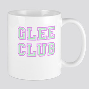 Glee Club Collegiate Mug
