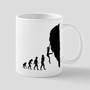 Rock Climbing Mug