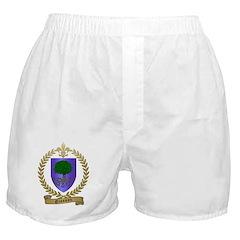 GIASSON Family Crest Boxer Shorts