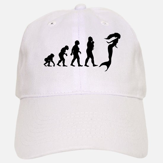 Mermaid Baseball Baseball Cap
