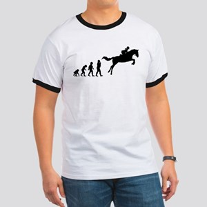 Equestrian Ringer T