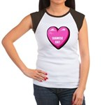 I Love My Siamese Cat Women's Cap Sleeve T-Shirt