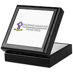Thomas Hawkins Ministries Logo Keepsake Box