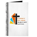 If ya ain't got Jesus Journal
