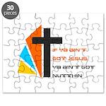 If ya ain't got Jesus Puzzle