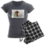 If ya ain't got Jesus Women's Charcoal Pajamas