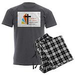 If ya ain't got Jesus Men's Charcoal Pajamas