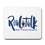 Real Talk Logo Mousepad