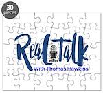 Real Talk Logo Puzzle