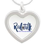 Real Talk Logo Necklaces