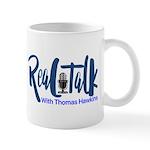 Real Talk Logo Mugs