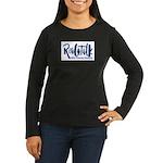 Real Talk Logo Long Sleeve T-Shirt