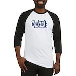 Real Talk Logo Baseball Jersey