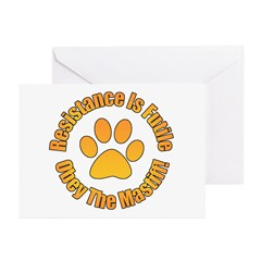 Mastiff Greeting Cards (Pk of 10)