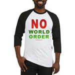 No World Order Baseball Jersey