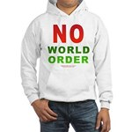 No World Order Hooded Sweatshirt