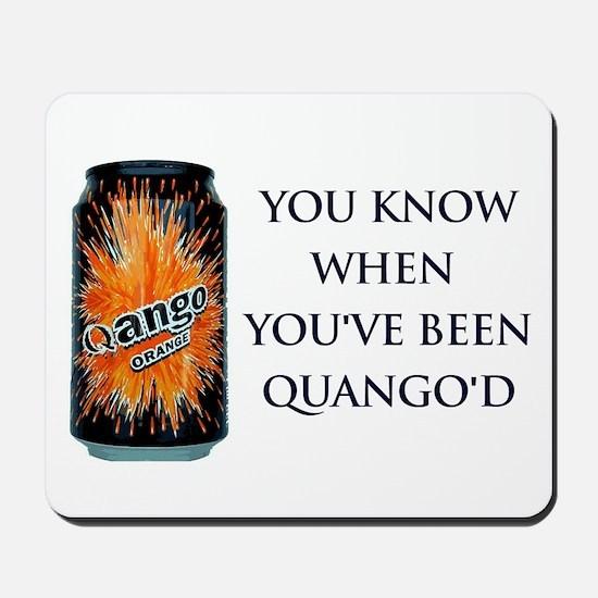 Quango'd? Then get the Mousepad