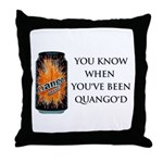 Quango'd? Then get the Throw Pillow