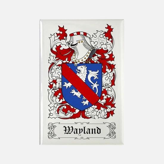Wayland Rectangle Magnet