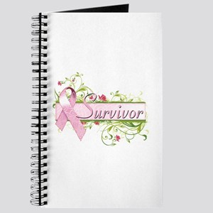 Survivor Floral Journal