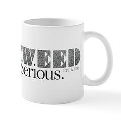 Plain Tweed Mug