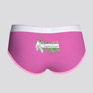 Survivor Floral Women's Boy Brief