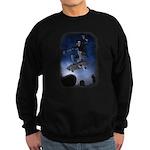 Board to Death Sweatshirt (dark)