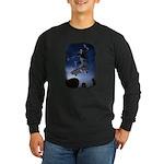 Board to Death Long Sleeve Dark T-Shirt