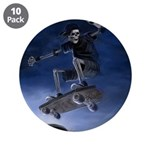 """Board to Death 3.5"""" Button (10 pack)"""