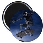"""Board to Death 2.25"""" Magnet (100 pack)"""