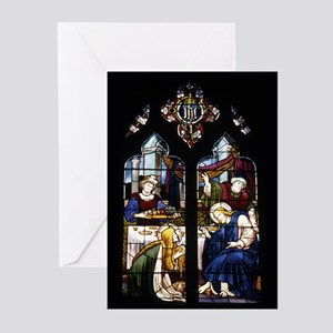 Stained Glass Greeting Cards (Pk of 10)
