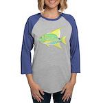 Sailfin Snapper Long Sleeve T-Shirt