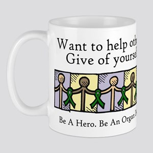Give of Yourself Mug