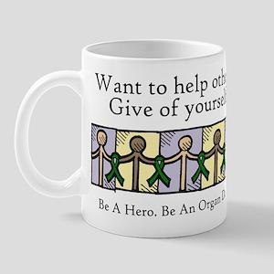 Give of Yourself Mug