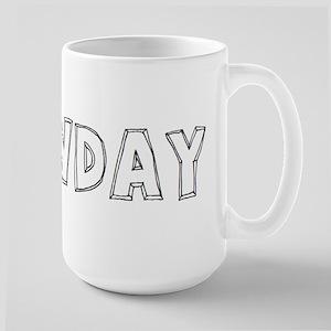 Snowday Large Mug