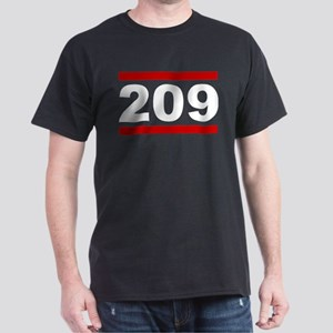 RUN 209 Dark T-Shirt