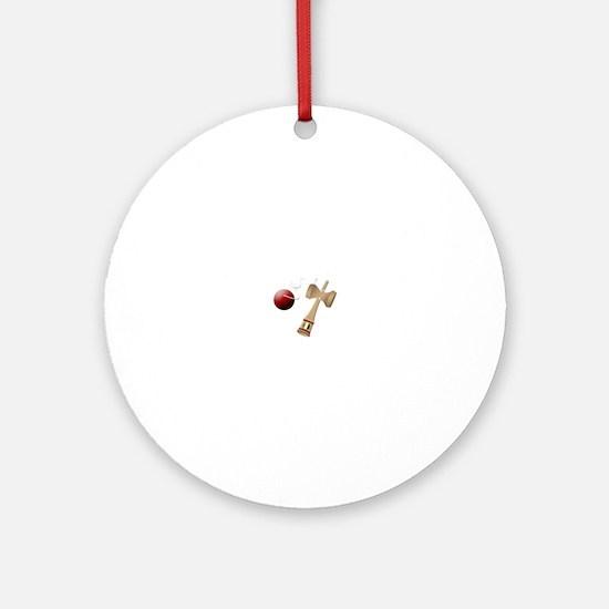 Japanese Kendama Ornament (Round)