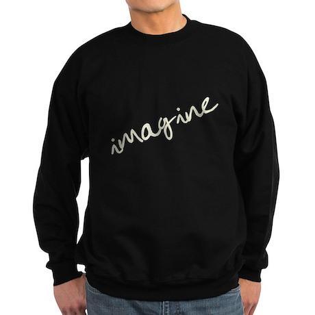 imagine - dark Sweatshirt (dark)
