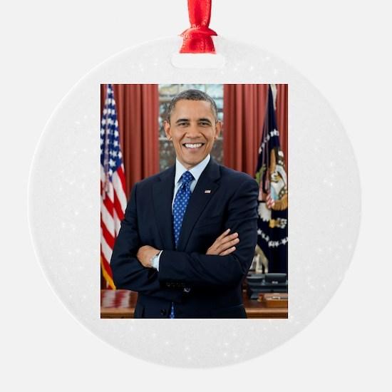 Official Presidential Portrait Ornament