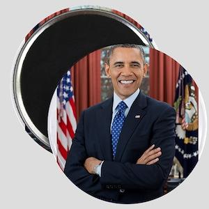 Official Presidential Portrait Magnet