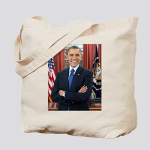Official Presidential Portrait Tote Bag
