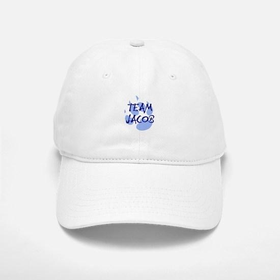 Team Jacob Blue Paw Baseball Baseball Cap