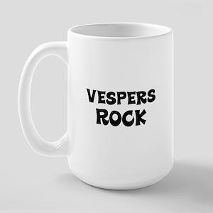 Vespers Rock Large Mug