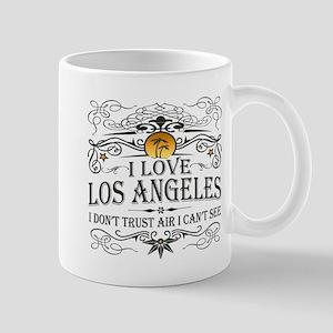 I love Los Angeles Mug