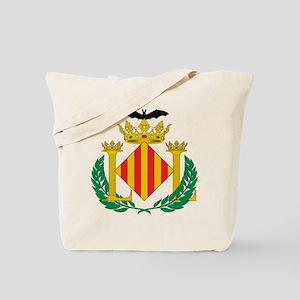Valencia Coat Of Arms Tote Bag