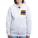 Viva Los SB1070 Women's Zip Hoodie