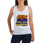 Viva Los SB1070 Women's Tank Top